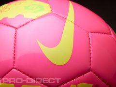 Roze voetbal - Oneliner-blog - Amanda's Update