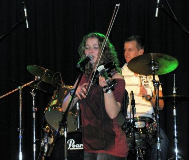 Band viool+zang - Amanda's Update