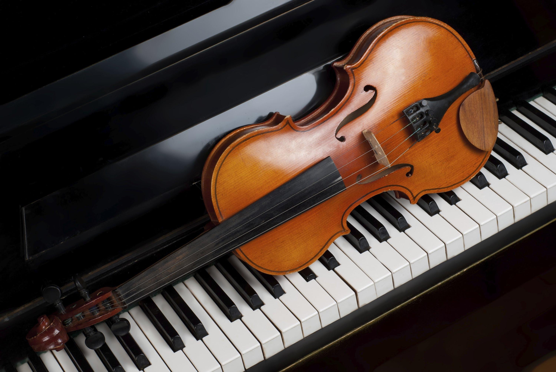 piano viool - Amanda's Update