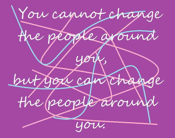 Quote change people - Amanda's Update