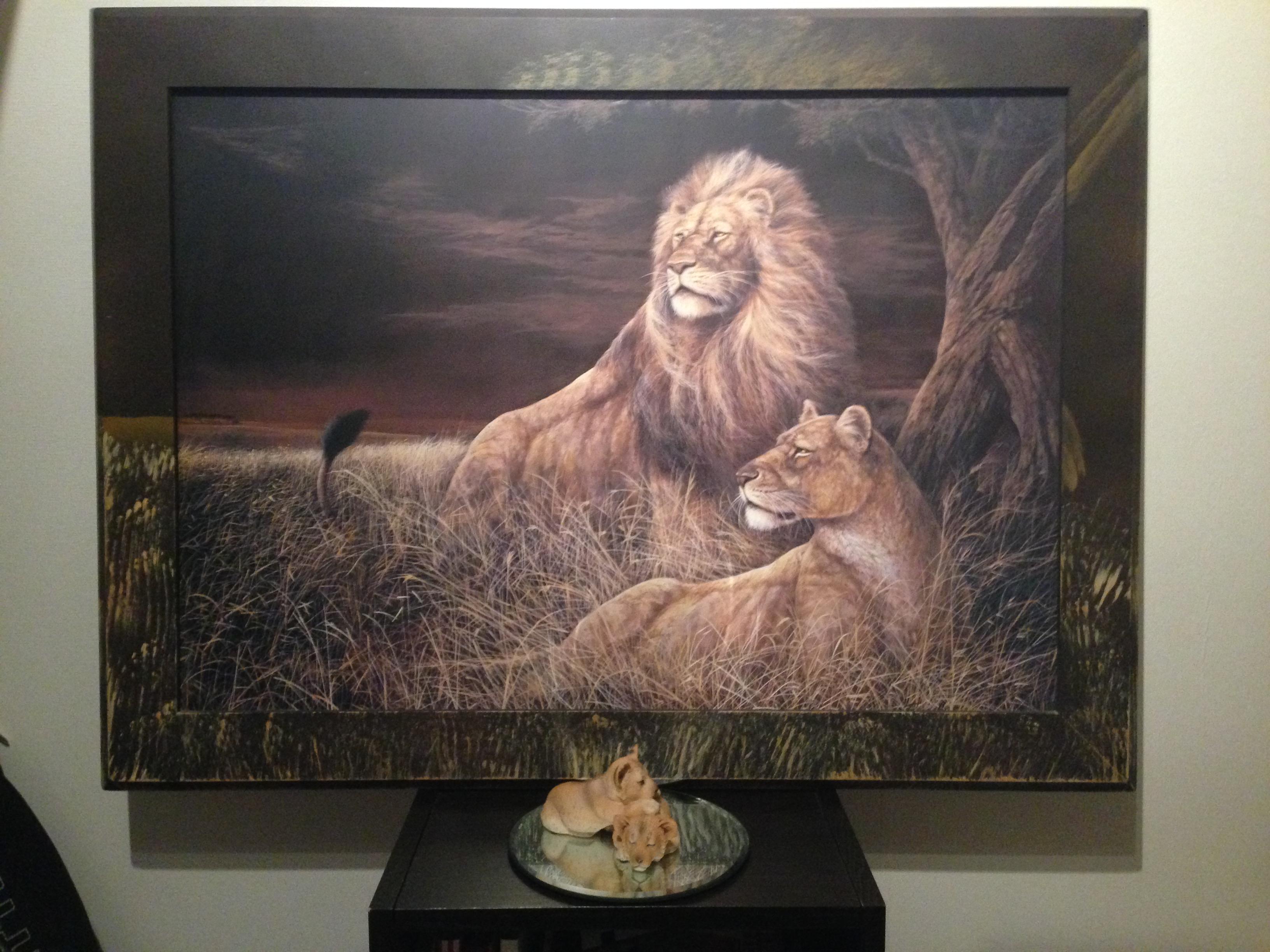 Leeuwen - Amanda's Update