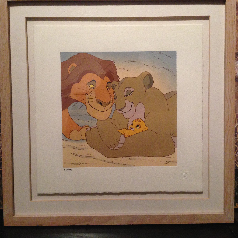 Lion King Disney - Amanda's Update
