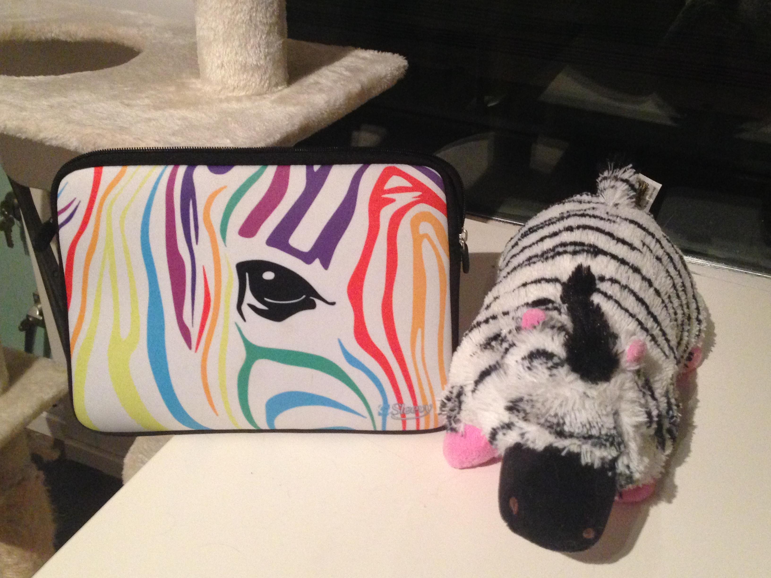 Zebra - Amanda's Update