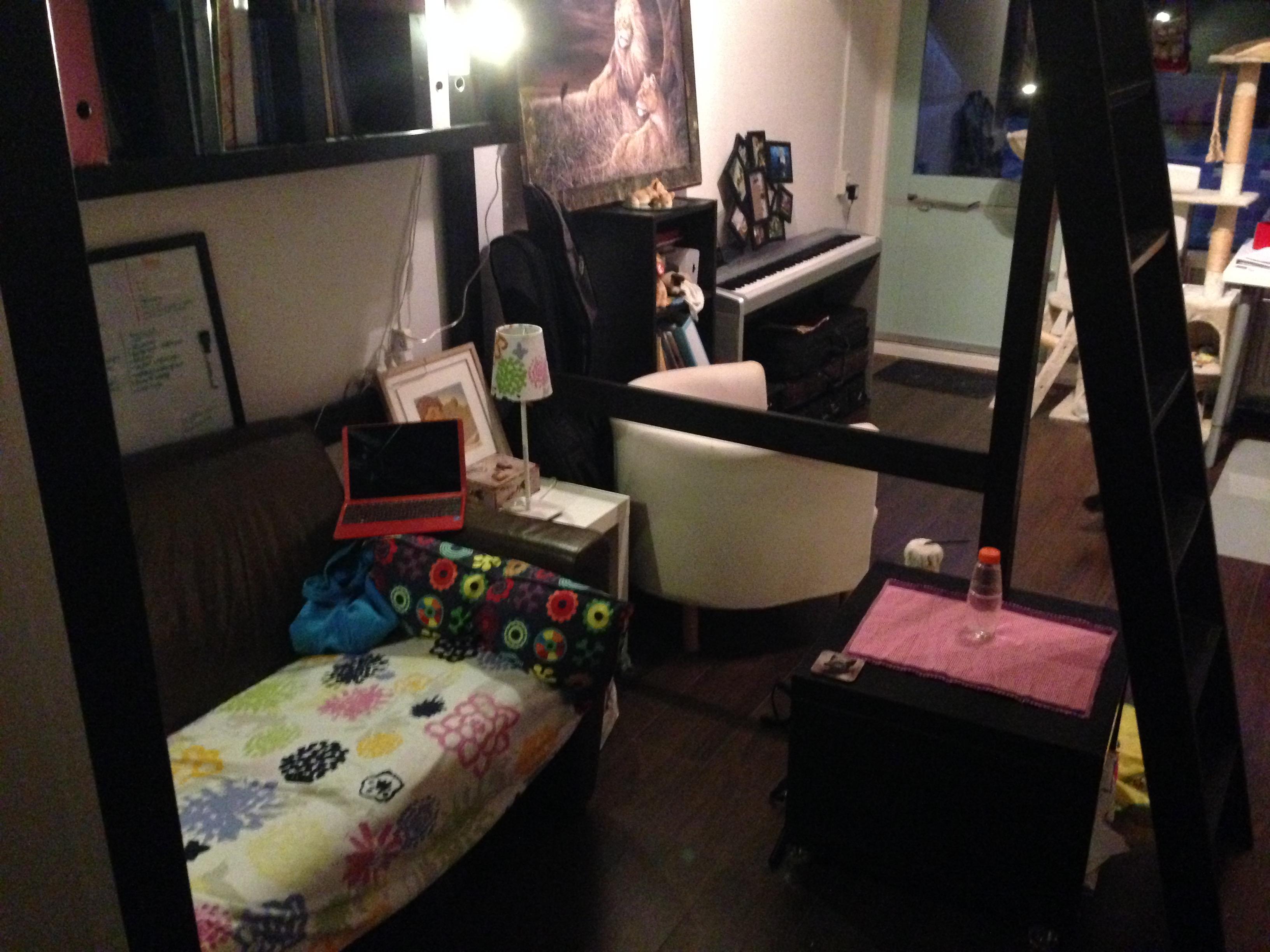 Kamer zithoek - Amanda's Update