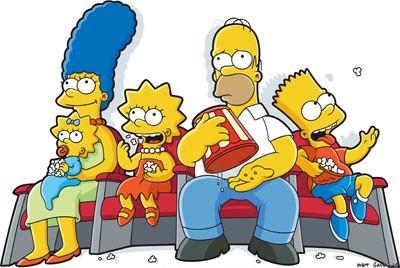 The Simpsons tv - Amanda's Update