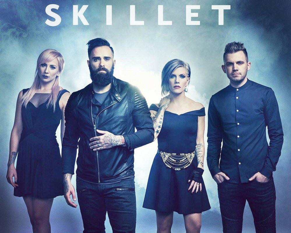 Skillet - Amanda's Update